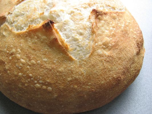Bread made from Bob's Red Mill flour