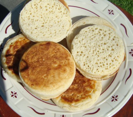 Dad's English Muffins