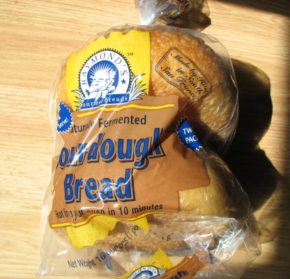 Raymond's Sourdough Bread