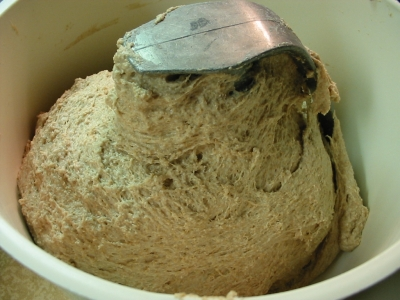 Desem dough after kneading