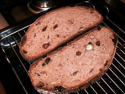 Breakfast Bread Crumb