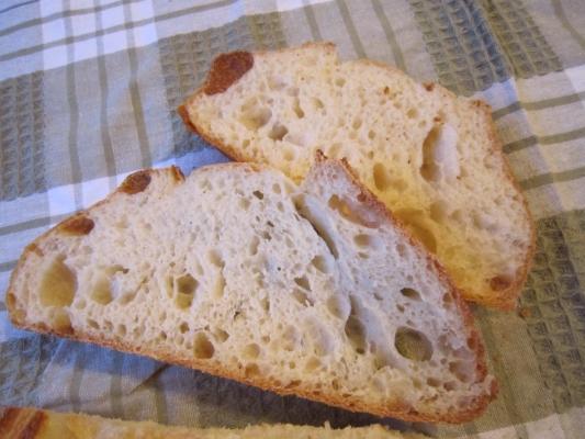 Loaf # 2 crumb