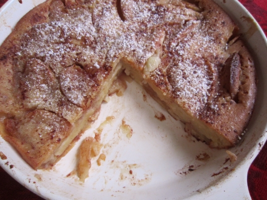 Sourdough latvian apple cake northwest sourdough this is a variation for an old recipe called latvian apple cake what is so cool about this recipe is that you can substitute just about any fruit and make forumfinder Image collections