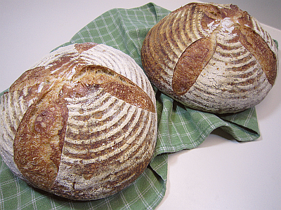 Alaskan Sourdough Bread