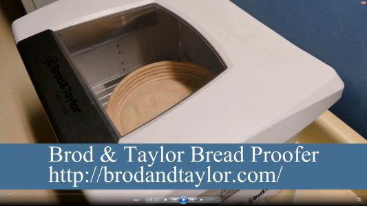 Review for Brod and Taylor Dough Proofer | Northwest Sourdough
