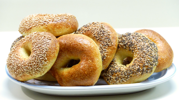 New Course Launch! Bake the Best Bagels!