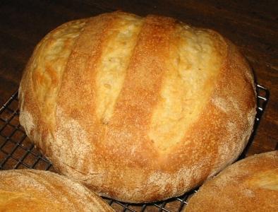 Baked Boule