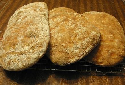 three loaves