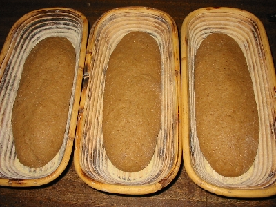 shaped loaves