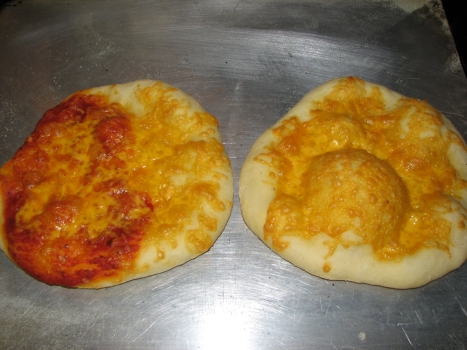 Little Pizzas