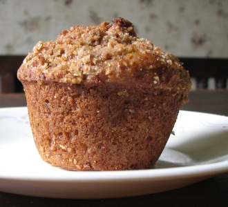 Pumpkin Sourdough muffins