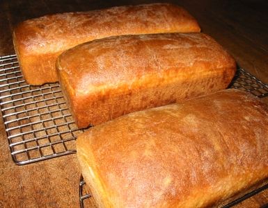 browned bread