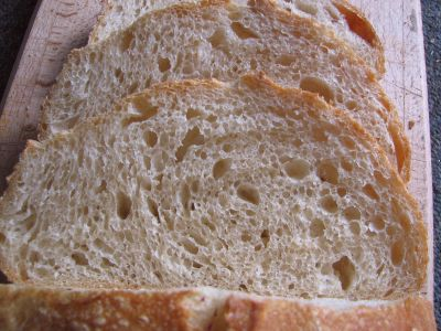 Crumb for the SF White