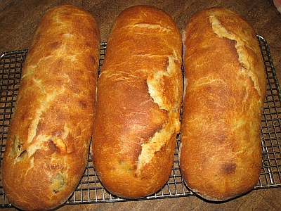 Kalamata Loaves