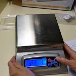 KD 8000 Baker's Scale