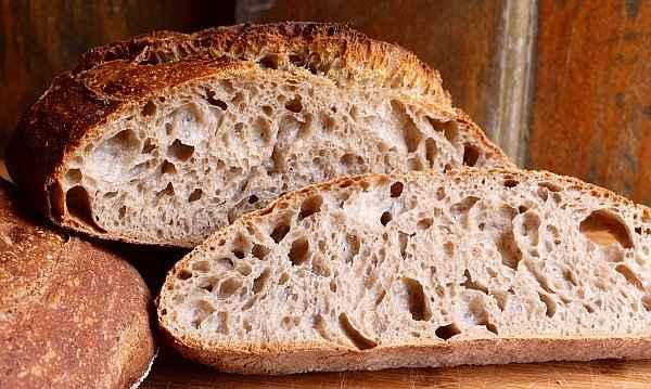 Teff Sourdough Bread