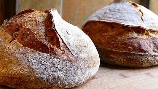 Moon Magic Sourdough Bread