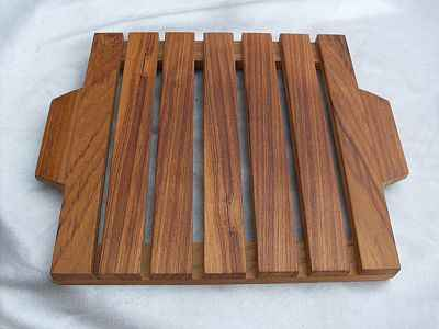Teak Wood Bread Cooling Grate
