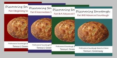 Discovering Sourdough - The bread books!