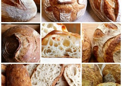 Bake Sourdough Breads!