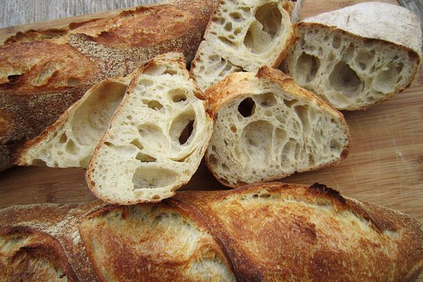 Bake Artisan Sourdough Bread Like A Professional